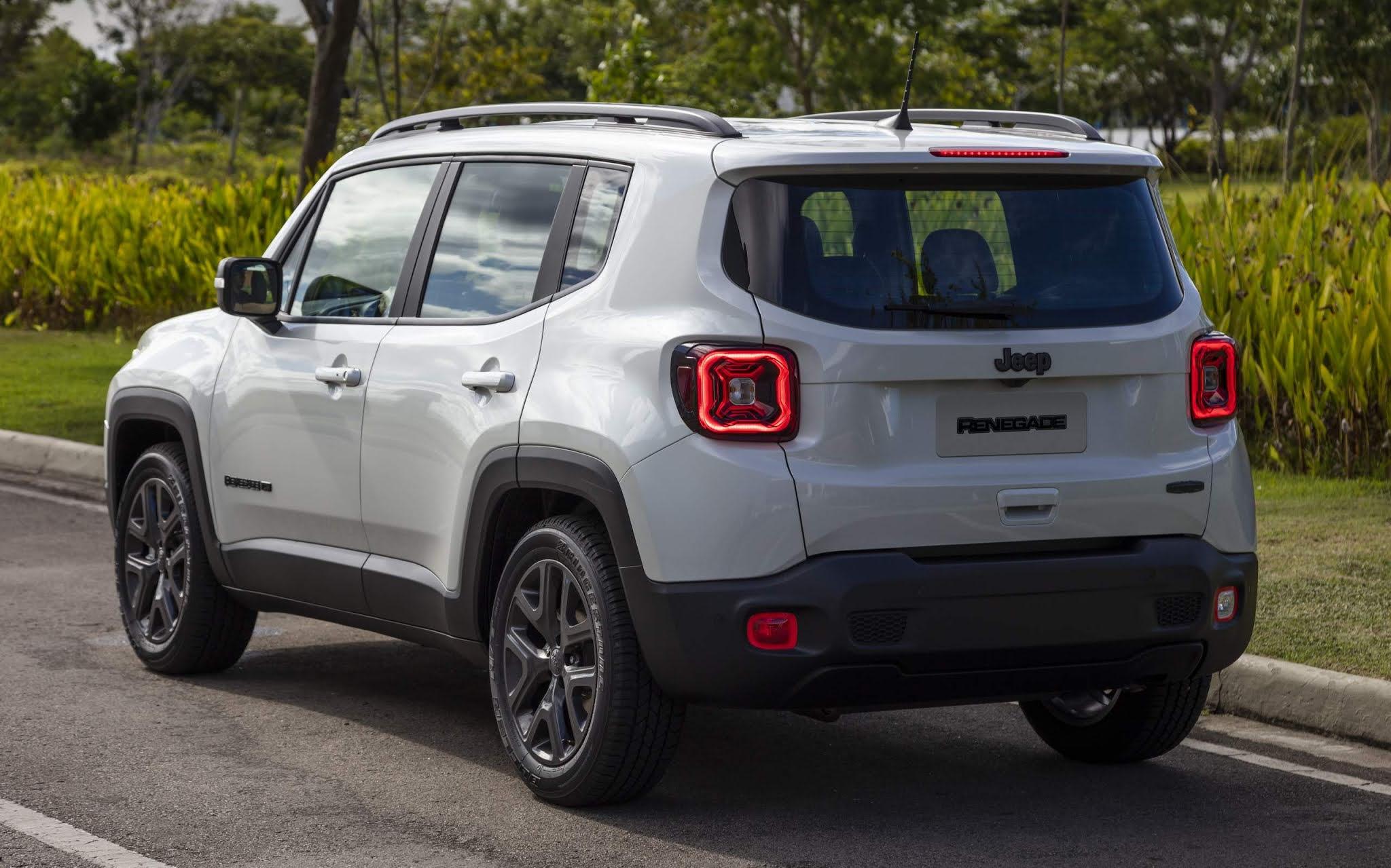 Jeep Renegade - 2º carro mais vendido do Brasil em junho
