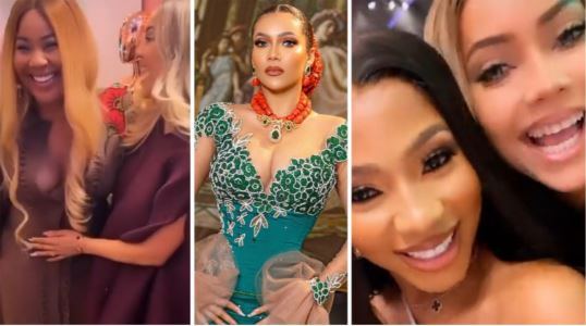 """BBNaija: """"I Finally Met The Perfect Human"""" - Maria Says As She Links Up With Mercy & Erica (Video"""