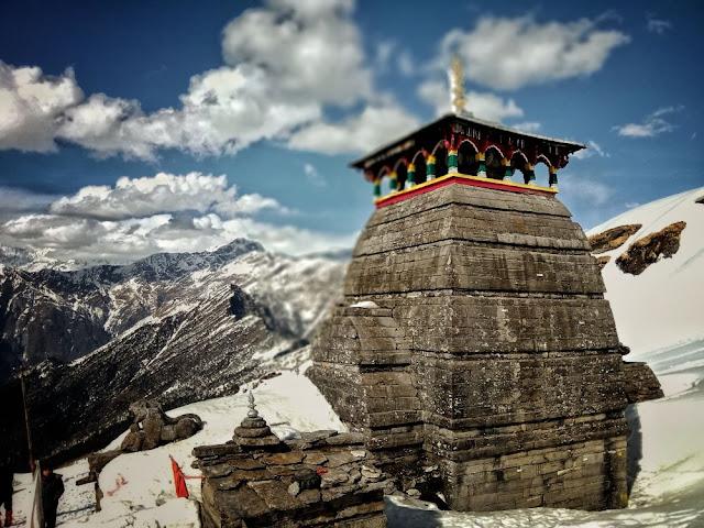 tungnath temple uttarakhand