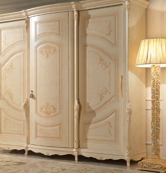 model lemari pakaian minimalis 3 pintu mewah