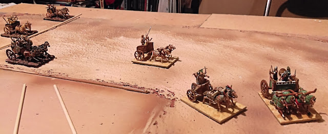 Faustus Furious ancient chariot racing wargame