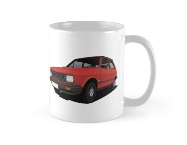 Yugo - Zastava Koral coffee mug