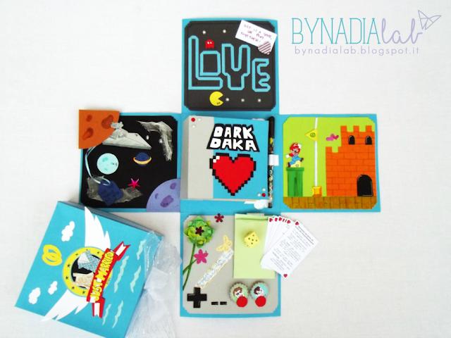 scatola sorpresa - bynadialab
