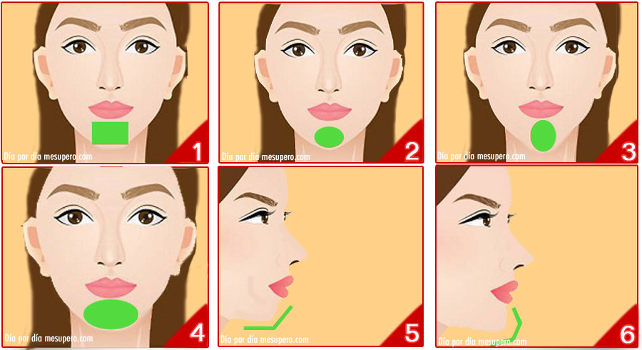 Test: The shape of your chin reveals aspects of your
