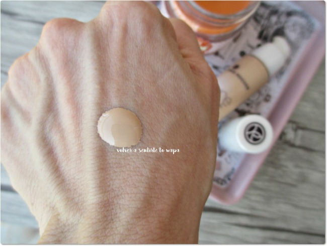 Base de Maquillaje Pure Light de Yves Rocher