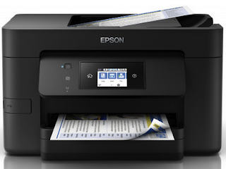 Epson WorkForce Pro WF-3720DWF Drivers