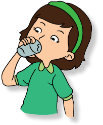 Siti minum air www.simplenews.me