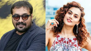 Taapsee defends Anurag Kashyap