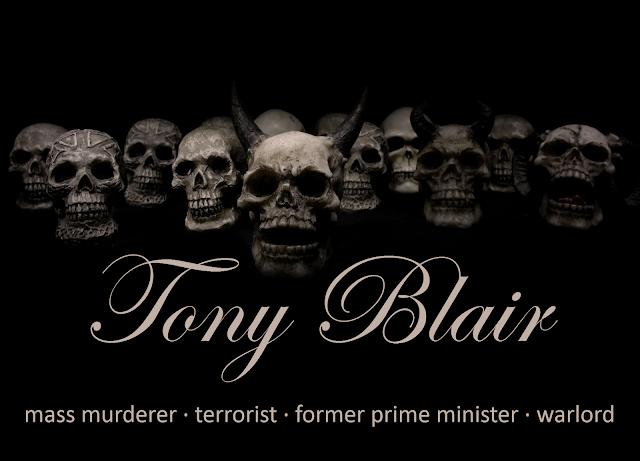 Was für ein Auftrag! Skurrilen.de gestaltet den neuen Internetauftritt und die Geschäftsausstattung von Tony Blair.