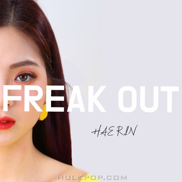 HAE RIN – Freak Out – Single