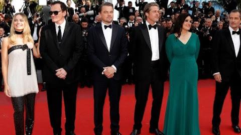 Lelkes fogadtatásban részesült Tarantino filmje