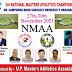 मास्टर्स एथलेटिक्स प्रतियोगिता 27 से 30 नवंबर, वाराणसी में :  के.एन.उपाध्याय