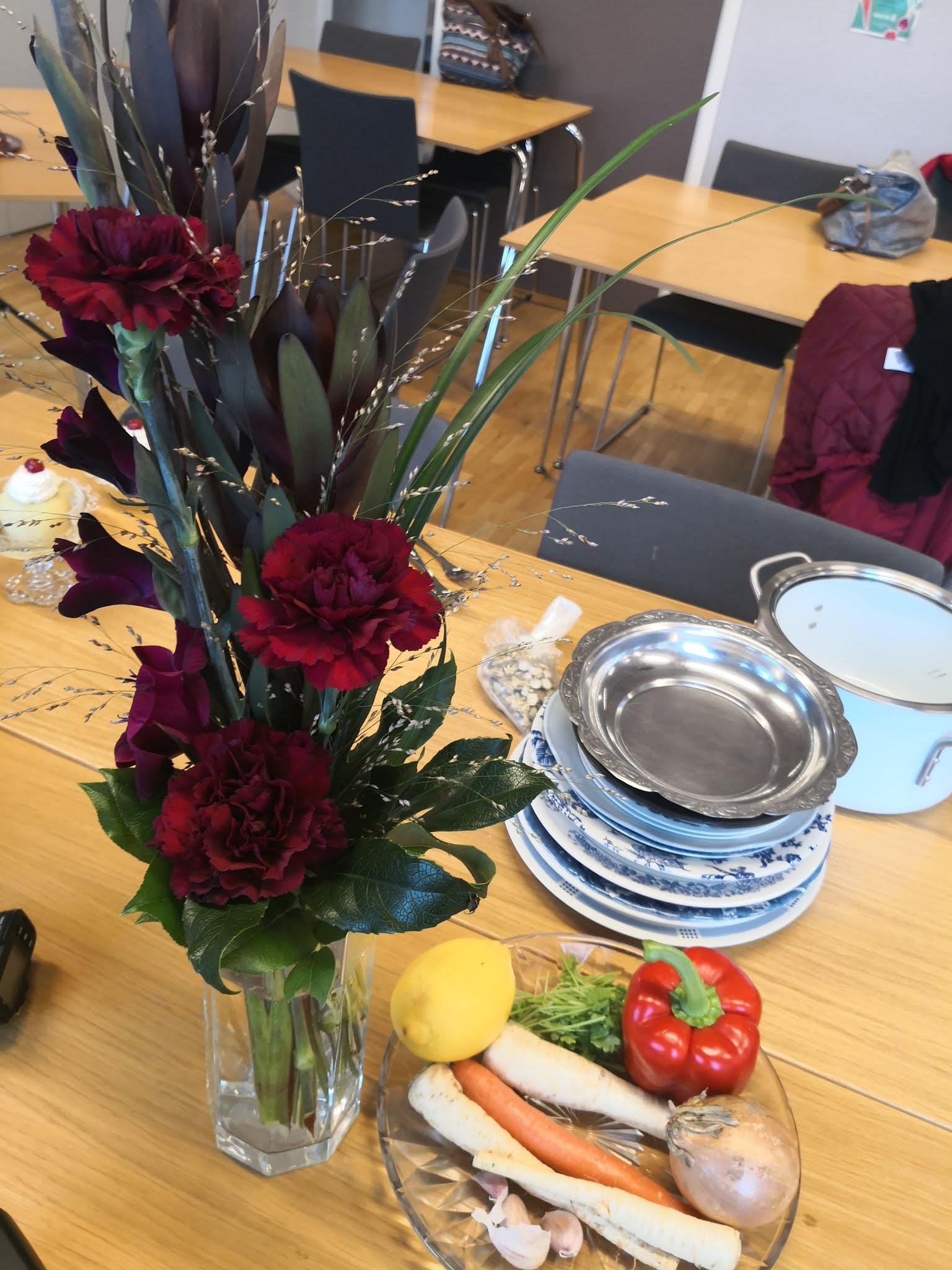 Bosnian ruokakirjaprojekti, Graanin Kukka Roosa- kukkakauppa