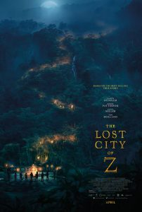 Free Download Film The Lost City of Z Sub Indo