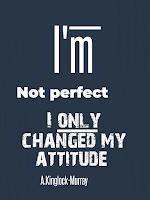 A change of attitude