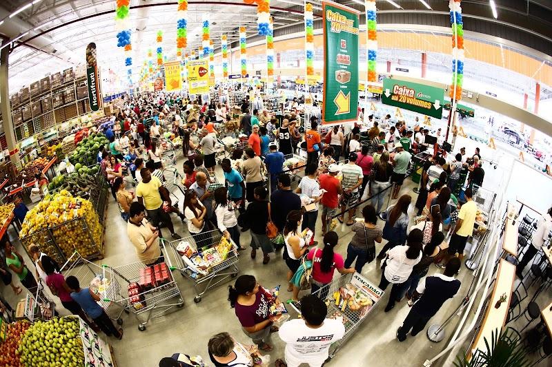 Atacadão inaugura sua primeira loja de autosserviço em Jacareí