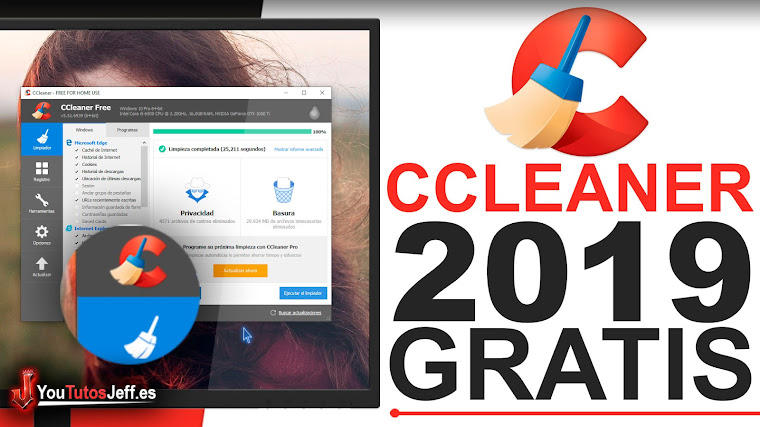 Como Descargar Ccleaner Ultima Versión 2019 Gratis Español