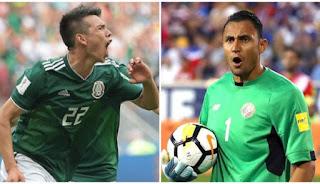 مشاهدة مباراة المكسيك وكوستاريكا الودية بث مباشر اليوم 11 -10-2018 Mexico vs Costa Rica live