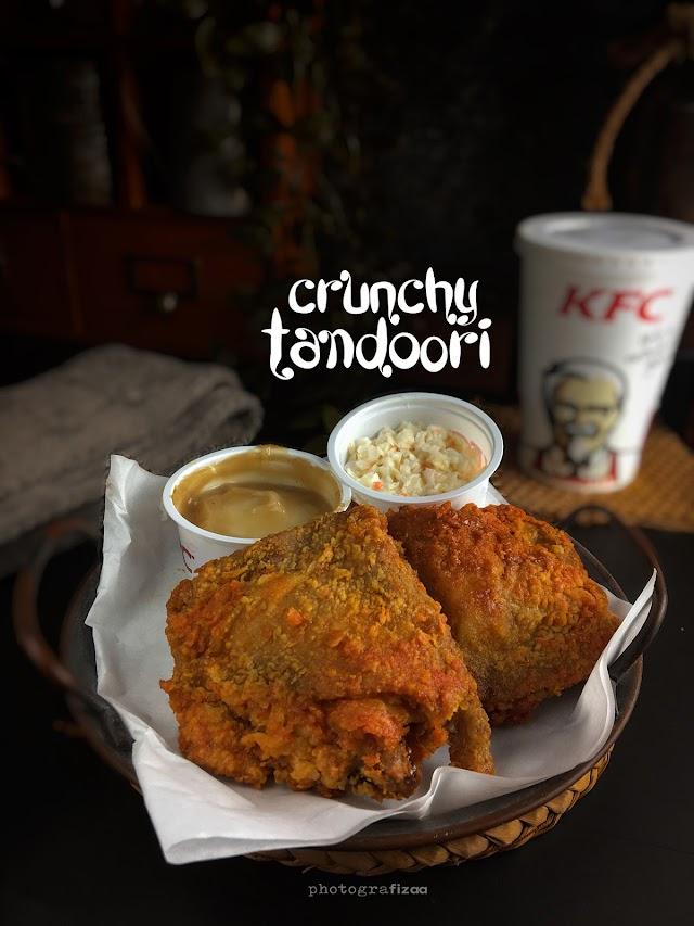 Perisa Baru Ayam KFC Crunchy Tandoori