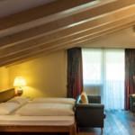 Zimmer im Hotel Fameli