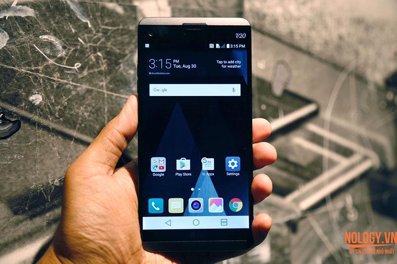 Điện thoại Lg V20 xách tay giá rẻ