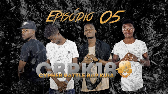 "Cypher Battle Rap Kuia 2018 ""CBRK18"" Ep 05"