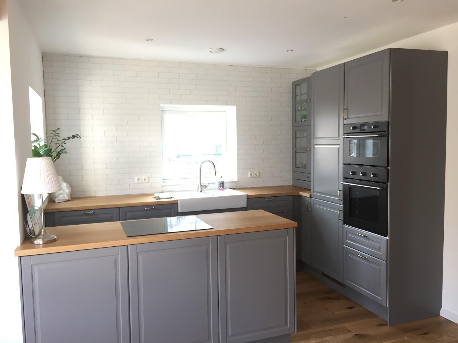 bodbyn k che grau k che h cker oder nolte k che kaufen. Black Bedroom Furniture Sets. Home Design Ideas