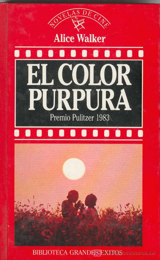 Saving Memories: El color púrpura #Reseña