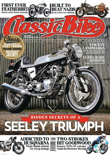 Download Cassic Bike Magazine May 2016 PDF