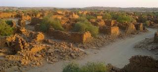 http://www.lucky-vagabond.com/2014/12/haunted-kuldhara-jaisalmer.html