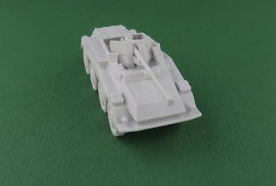 Sd Kfz 234/4 7.5cm PaK 40 picture 3