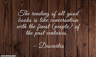 quote on reading history