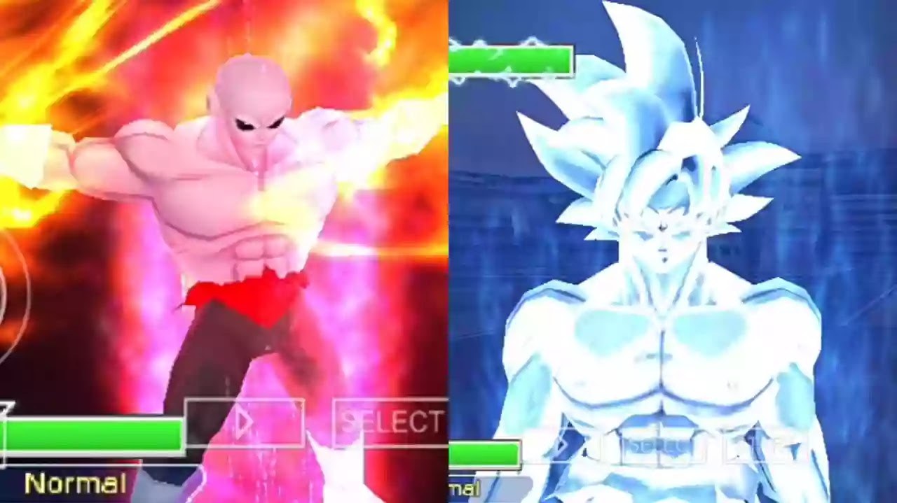 Tournament of Power Jiren Vs Goku
