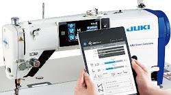 Tài liệu máy 1 kim Juki DDL-9000C-F / DDL-9000C-S / Juki Smart App