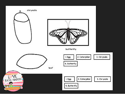 https://www.teacherspayteachers.com/Product/Monarch-Butterfly-Craft-and-Life-Cycle-4094629