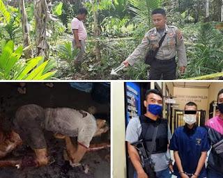 Kasus pembunuhan di sumatra utara tahun 2020