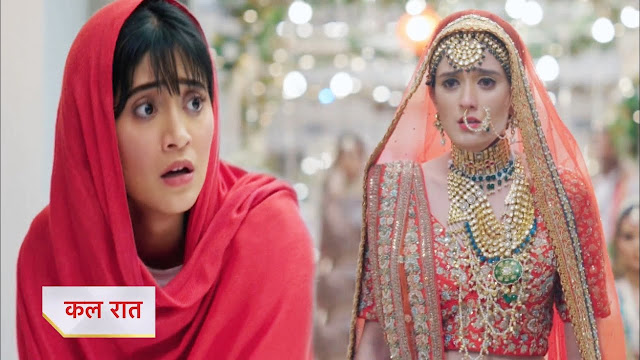 Big Dhamaka : Kartik marries Vedika in Yeh Rishta Kya Kehlata Hai