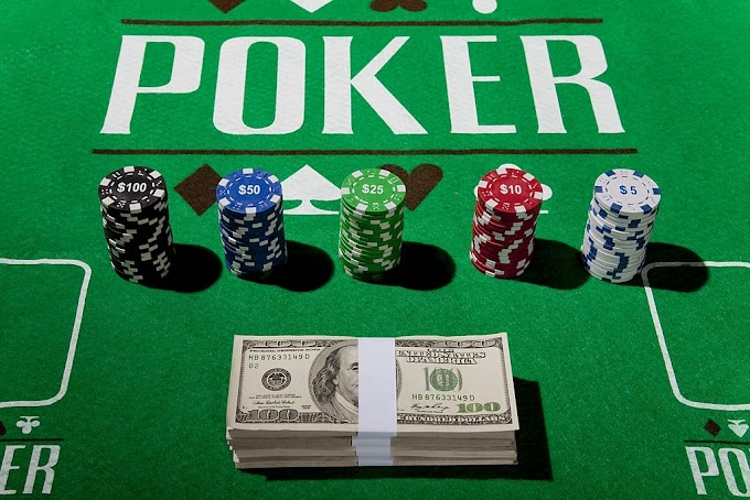 Poker: A Game of Rules that you Can Win by Sheer Smart Moves