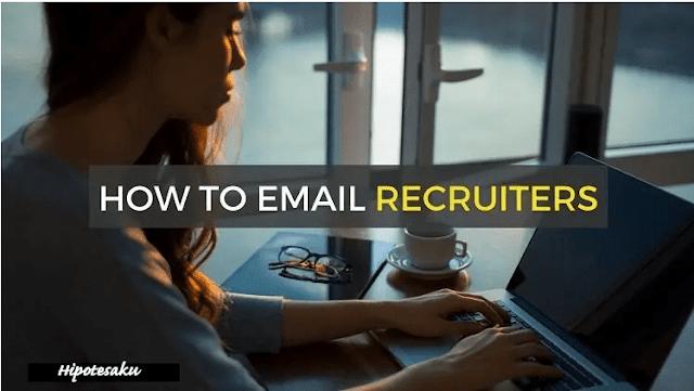 Cara Daftar Kerja Lewat Email Terbaru Lengkap