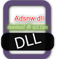 Adsnw.dll download for windows 7, 10, 8.1, xp, vista, 32bit