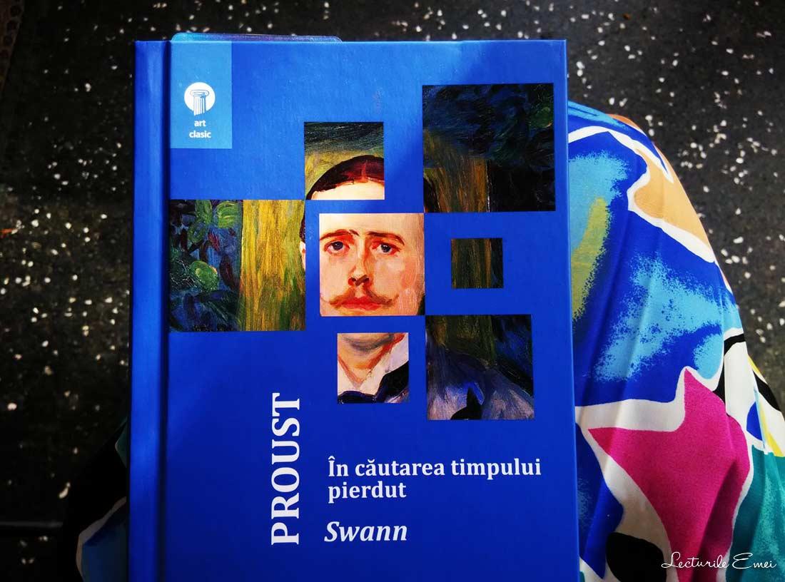 Swann Proust Editura Art
