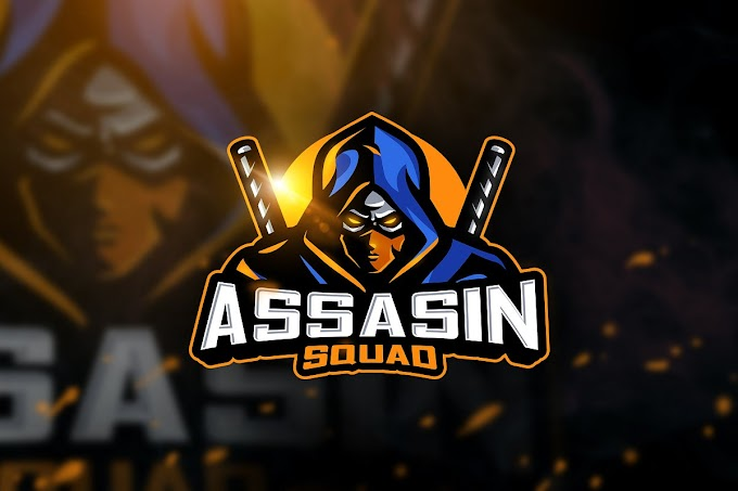 Assasin Squad - Mascot & Esport Logo