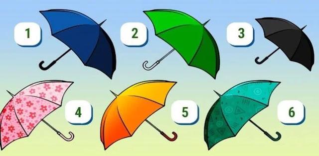 Тест: выбираем зонтик — раскрываем характер Фото Эзотерика Тест Отношения любовь