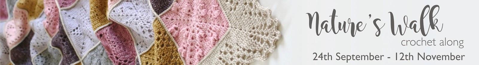 Nature's Walk Crochet Along