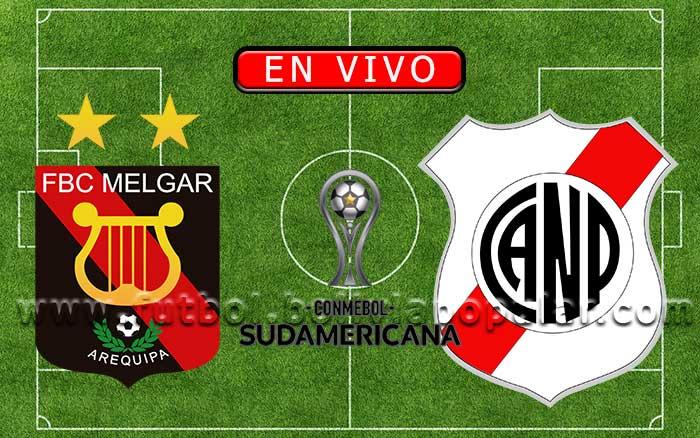 【En Vivo】Melgar vs. Nacional Potosí - Copa Sudamericana 2020