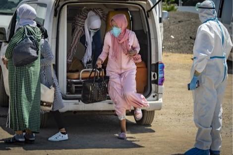 المغرب يسجل 1144 إصابة جديدة مؤكدة بكورونا خلال 24 ساعة