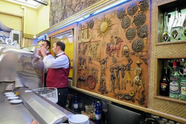 Rome in January: Sant'Eustachio Il Caffè