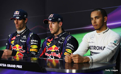The Formula One Malaysian Grand Prix Drama