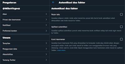 Cara Mengamankan Akun Twitter Anda dari Peretas