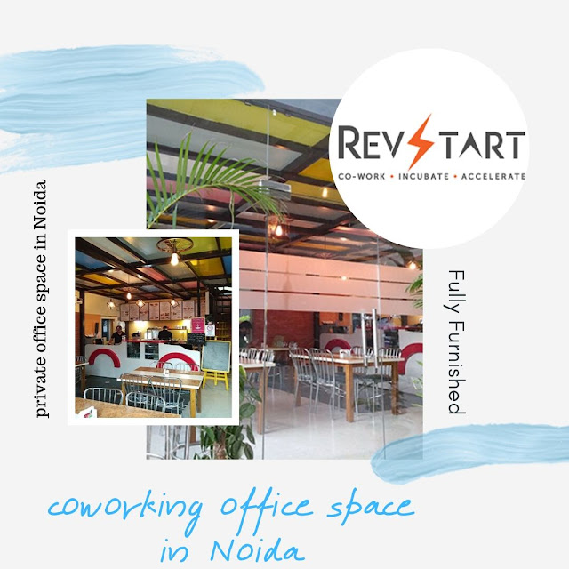Coworking Office Space For Rent In Noida Virtual Office Space Revstart